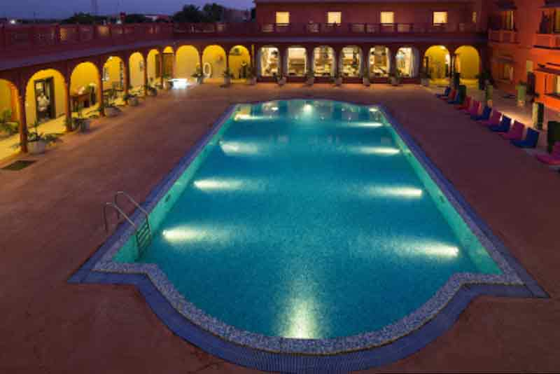 Vesta Bikaner swimming pool